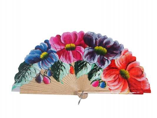 4201/SU – Wooden fan luxury 1 side