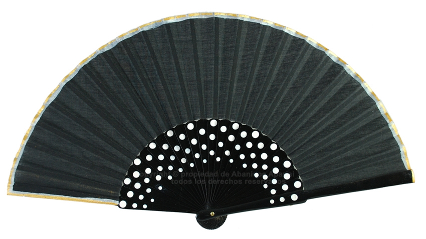 6106 – assorted fans with dots