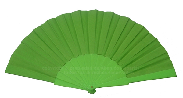 616/Flúor – Plastic Fan Fluorescent Color