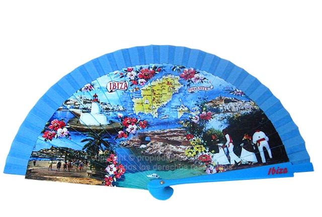 74050 – Acrylic fan Ibiza