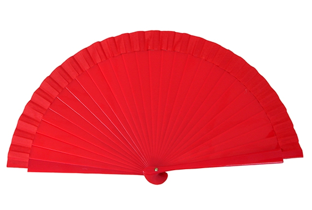 900 – Acrylic fan assorted color