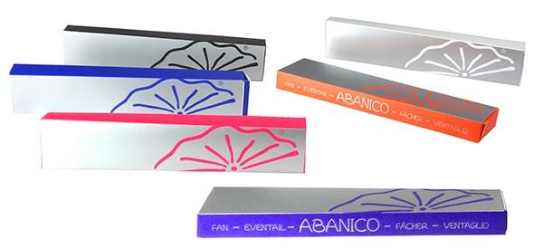 Caja individual colores