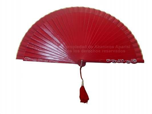 6634 – Wood Fan Special Stick