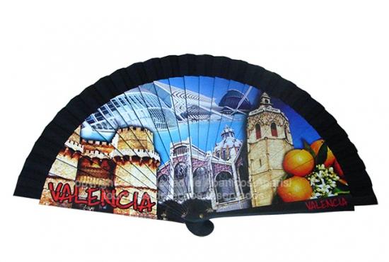 70226 – Acrylic fan Valencia