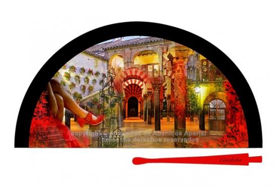 70231 – Acrylic fan Córdoba