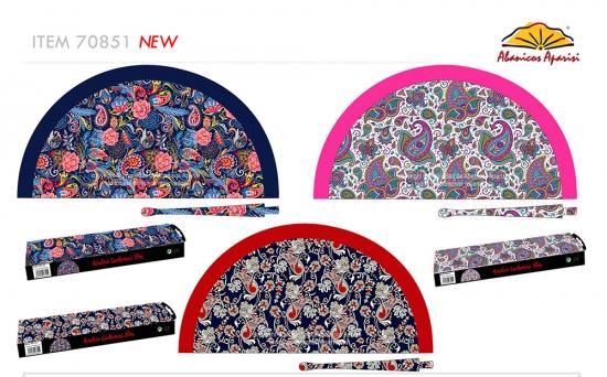 70851 – Acrylic fan cashmere