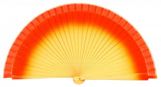 80/A – assorted fans with blurred color