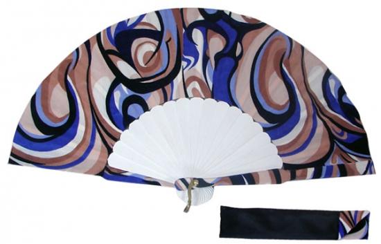 8011 – Handcrafted Wooden Fan