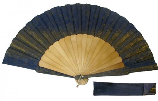 8026- Handcrafted Wooden Fan