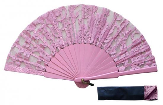 8070- Handcrafted Wooden Fan