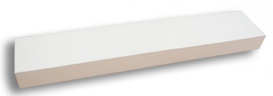 Single white box