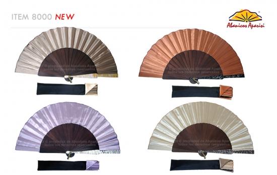 8000 – Handcrafted Wooden Fan