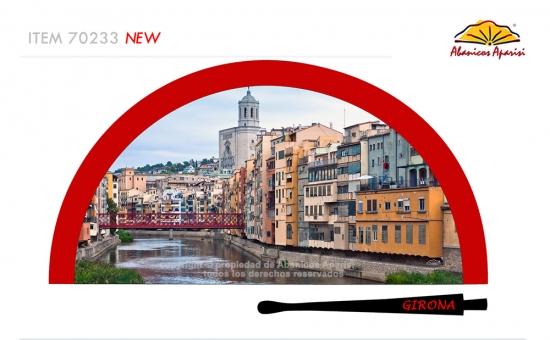 70233 - Abanico acrílico Girona